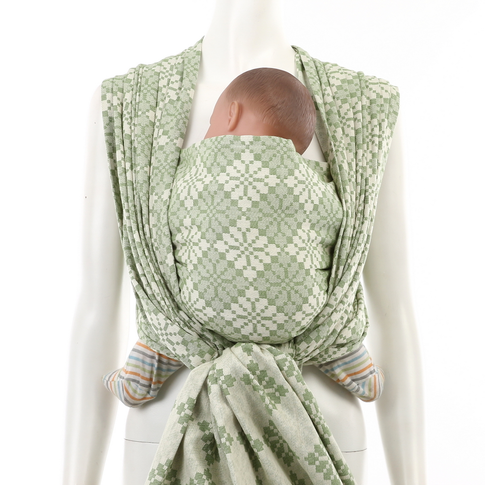 19cd438e997 Daiesu Manggis Jade Woven Wrap