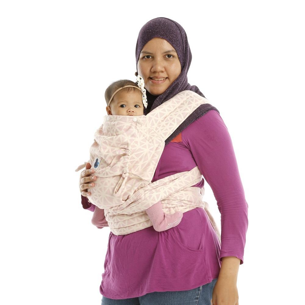 Baby to toddler carrier Daiesu Autumn Meh Dai Baby Carrier Mei Tai